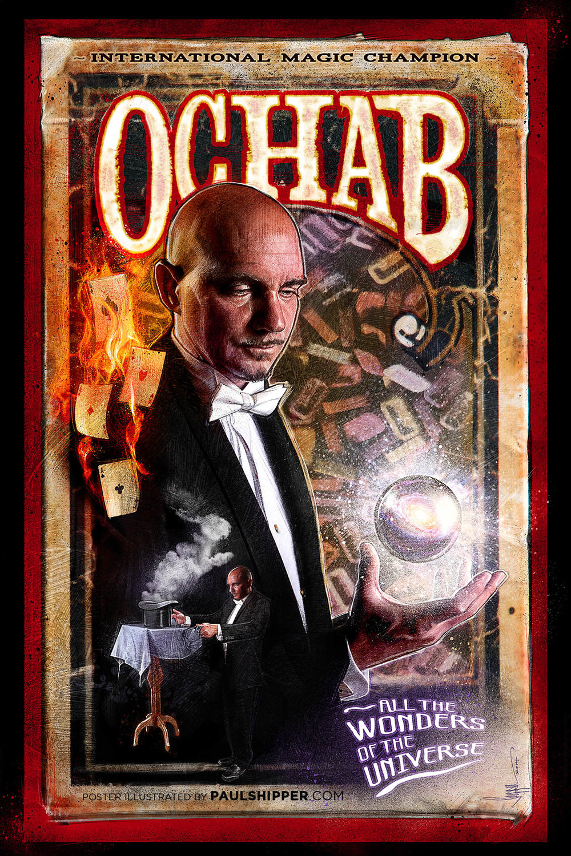 OCHAB  Magician Poster