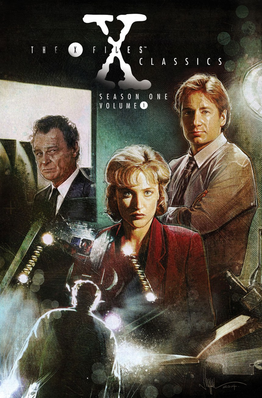 X-Files Classics: Season One, Vol. 1