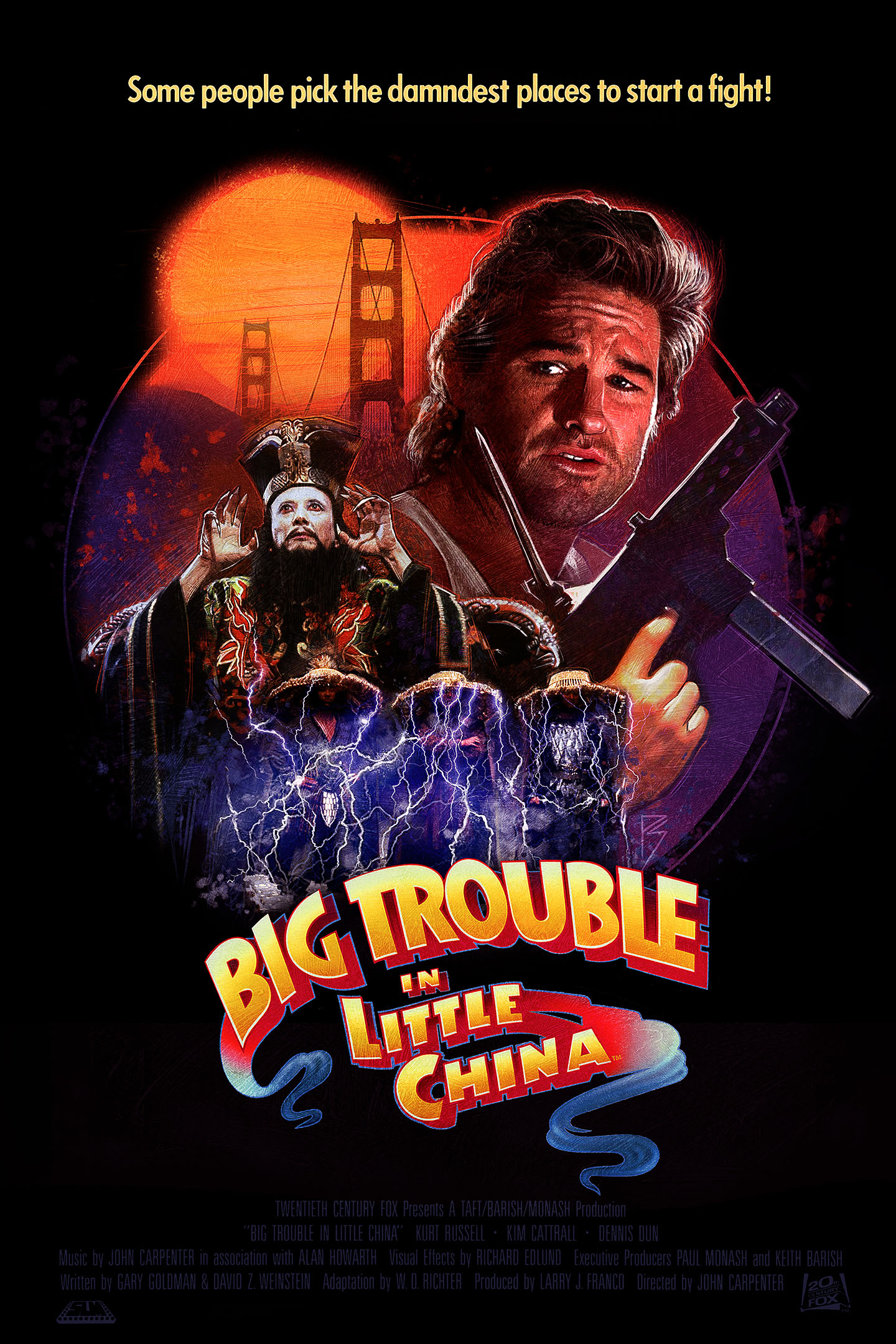 big trouble in little china full movie free download