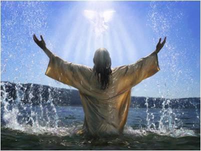 Resultado de imagen de bautismo de cristo