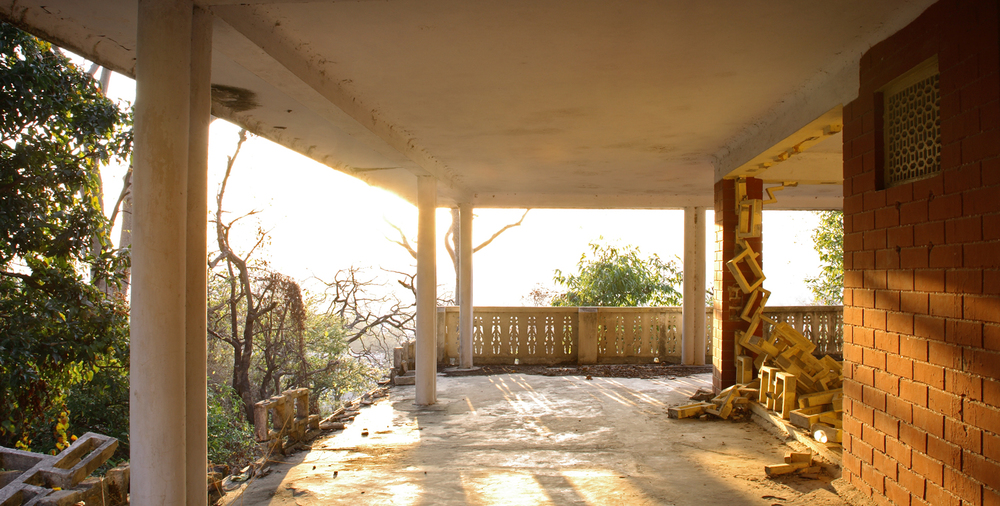 The Beatles Ashram, Rishikesh, India