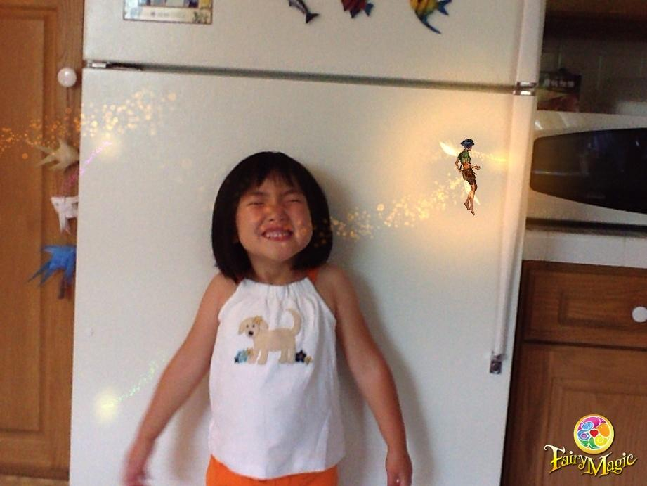 Jessica from San Francisco says Fairies make her sneeze!