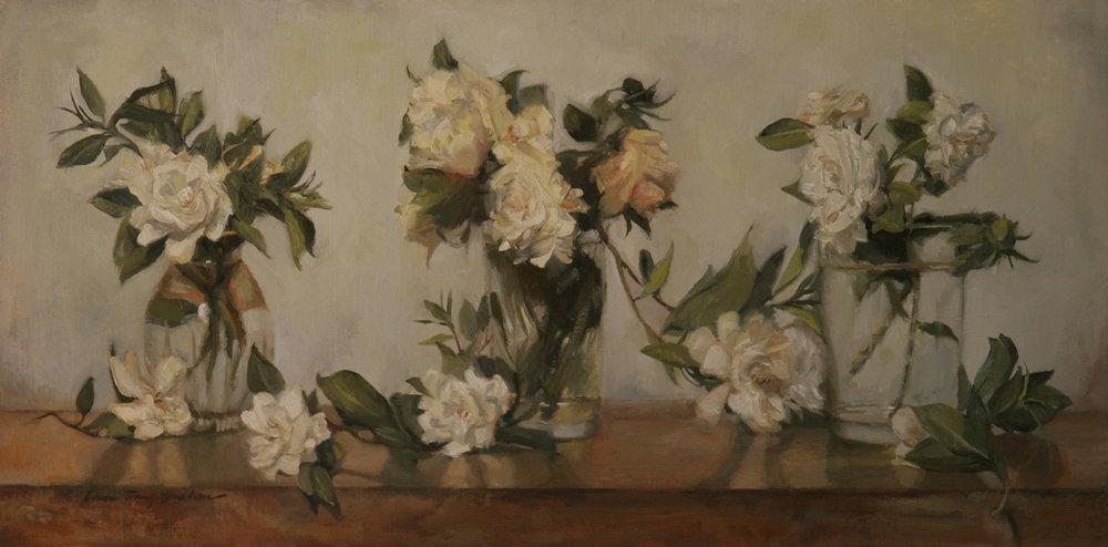 Gardenia Frieze