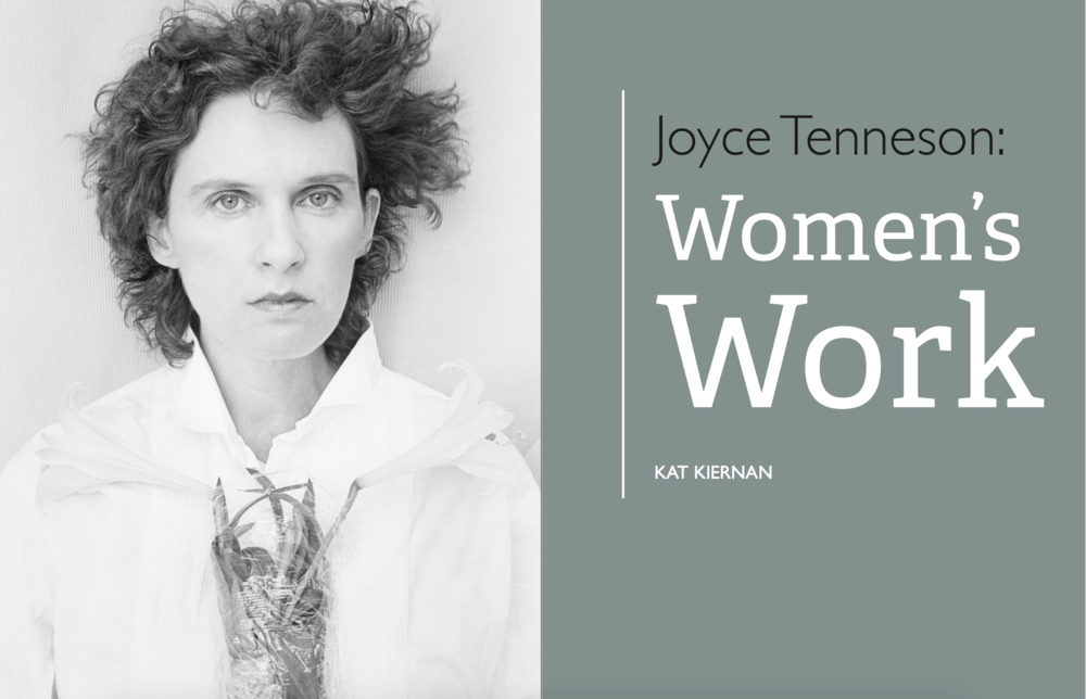 Joyce Tenneson: Women's Work  Don't Take Pictures, Issue 11 (September 2018)