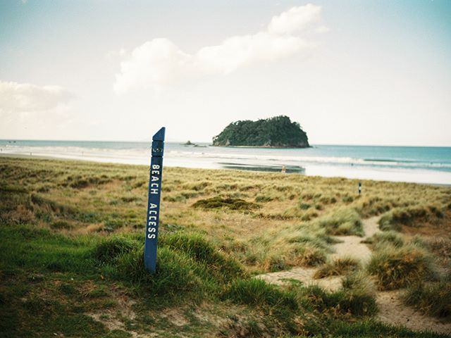 Memories of NZ 2018 🏝 On the road with @zweipfannen @yvesseeholzer @pascalewidmer @daniela.kueng  #filmisnotdead #leica #portra160 #beachaccess #newzealand #zweipfannen