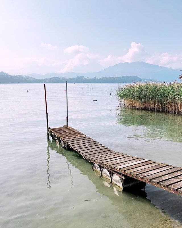 Lake Lucerne 🌿 #lakelucerne #iphonedaily #lookslikefilm #filmborn