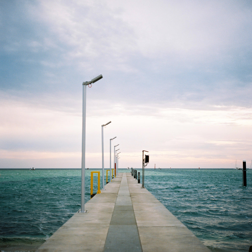 Pier in Westaustralien