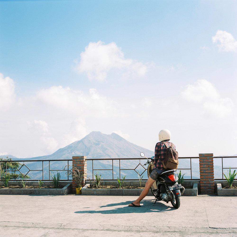 Yves in Bali