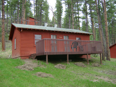 About placerville camp for Pactola lake cabins