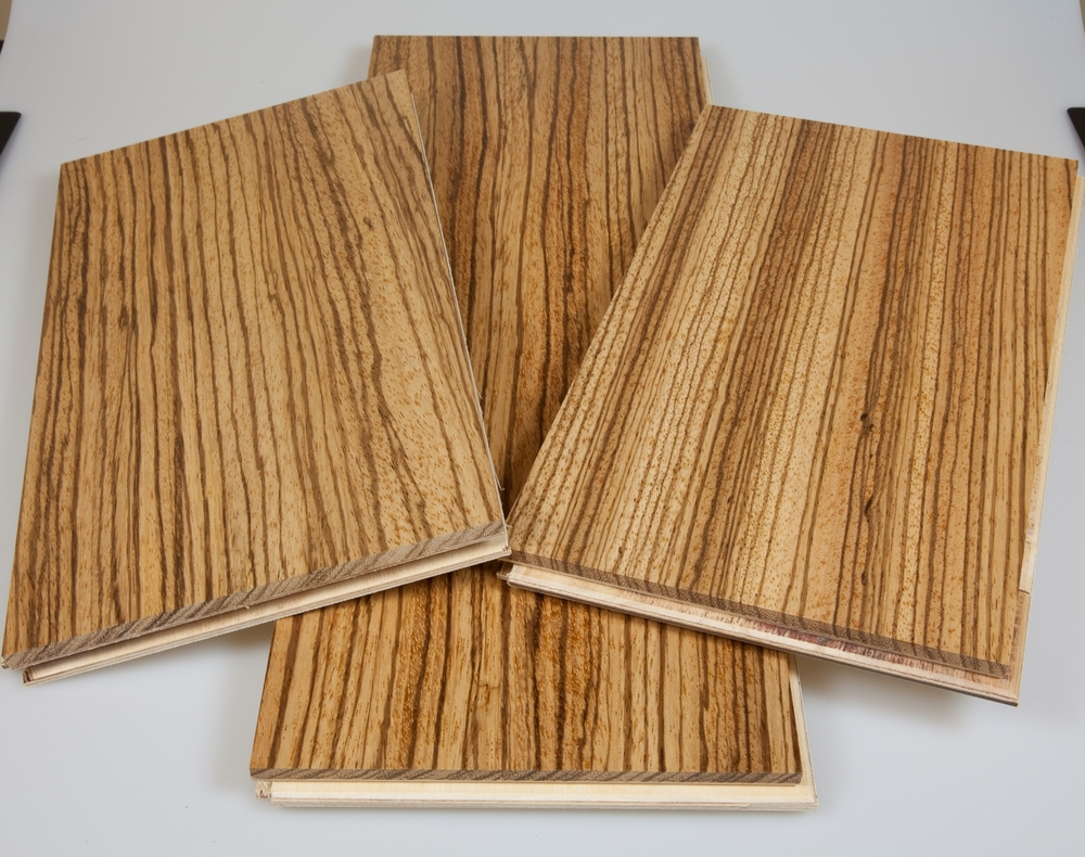 Zebrawood - Prefinished