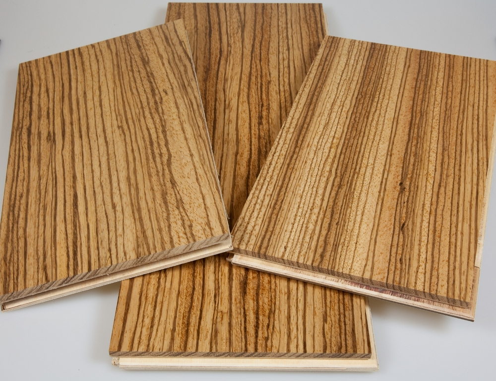 Zebrawood Engineered