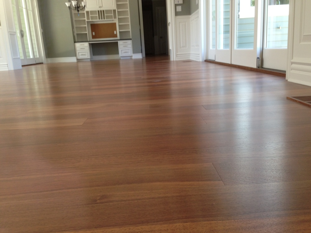 Sapele Solid Hardwood Floor