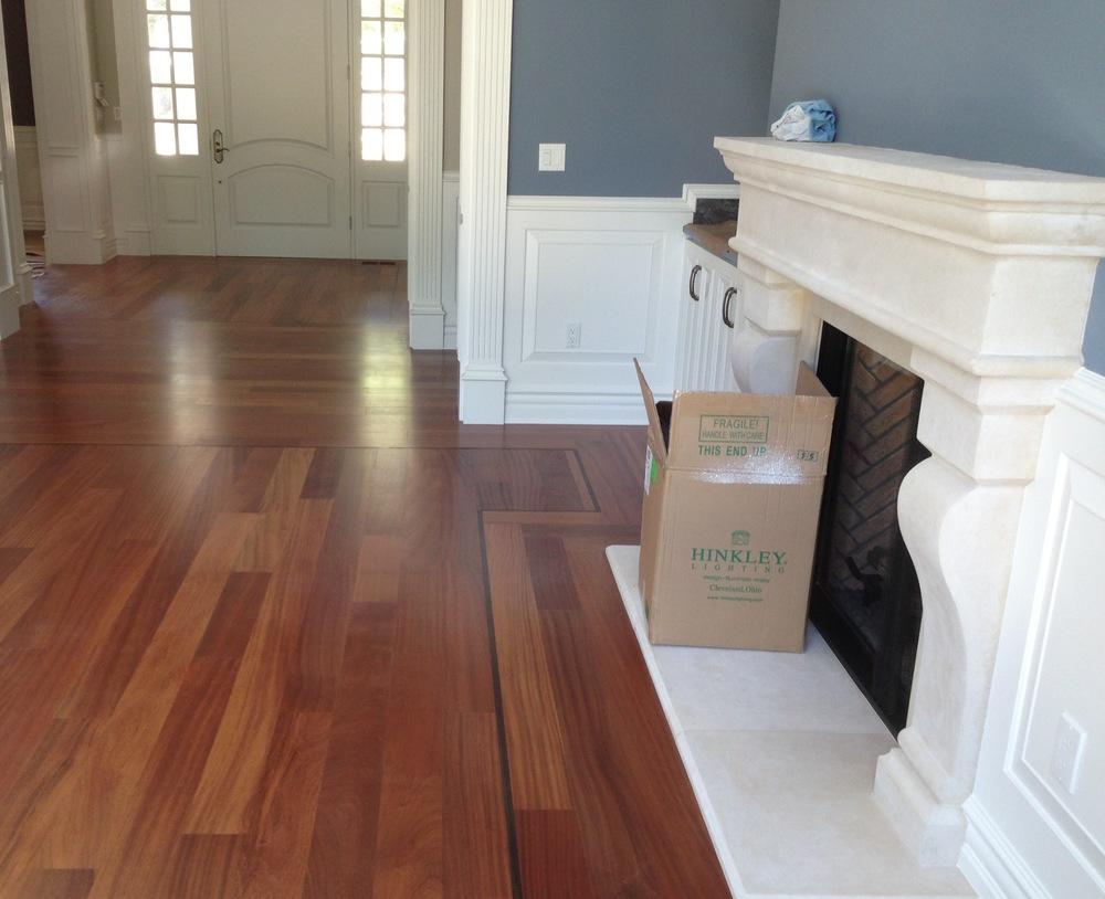 Sapele Hardwood Flooring