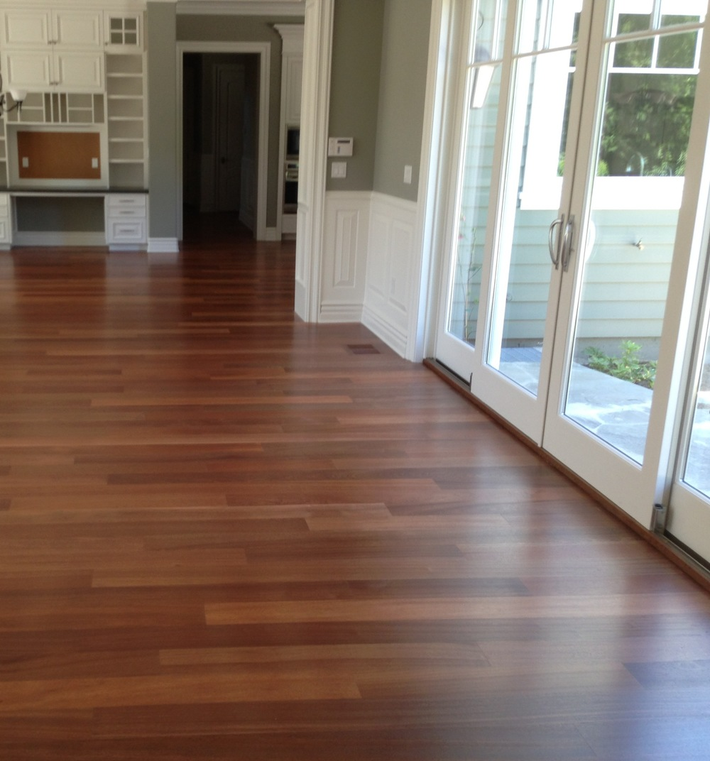 A.E. Sampson & Son - Flooring | International Species | Sapele ...