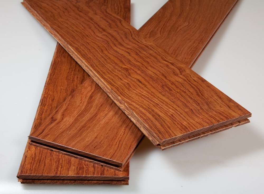 Bubinga Solid Hardwood Flooring