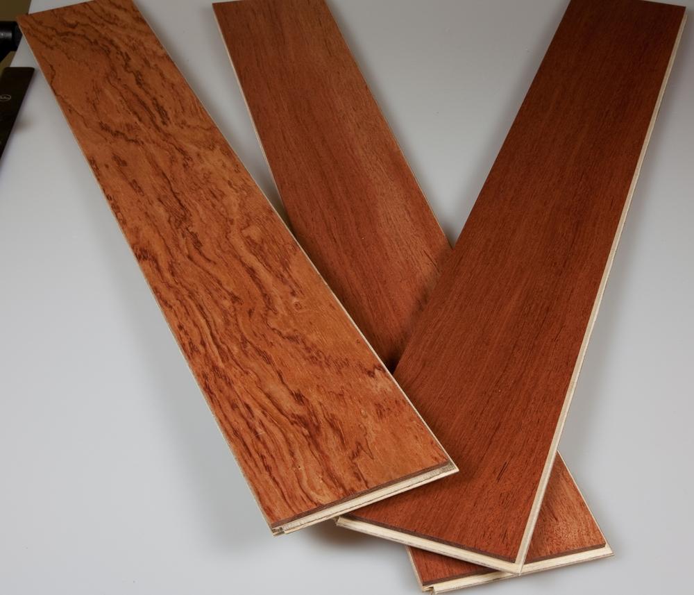 Bubinga Hardwood Flooring