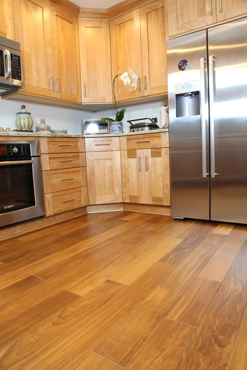 African Celtis Light Hardwood Flooring