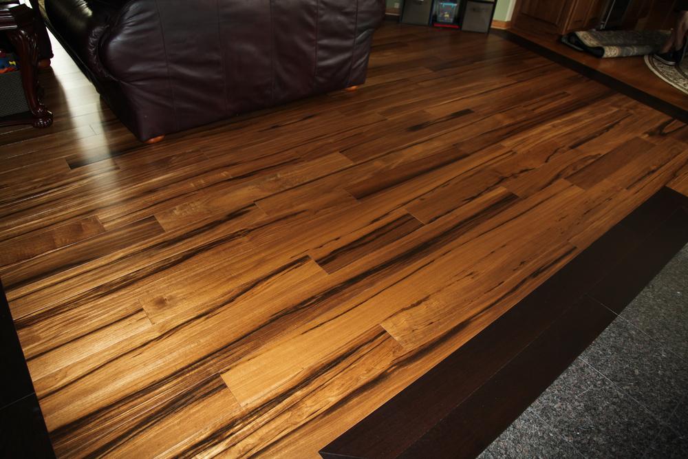 Exotic Hardwood Flooring brazilian oak flooring African Celtis Natural Medium Hardwood Flooring