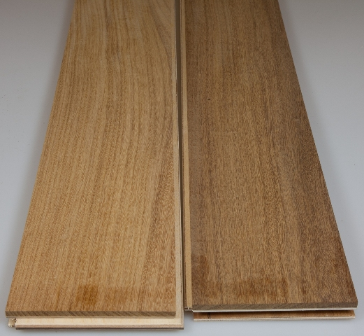 Engineered Afrormosia Hardwood Flooring