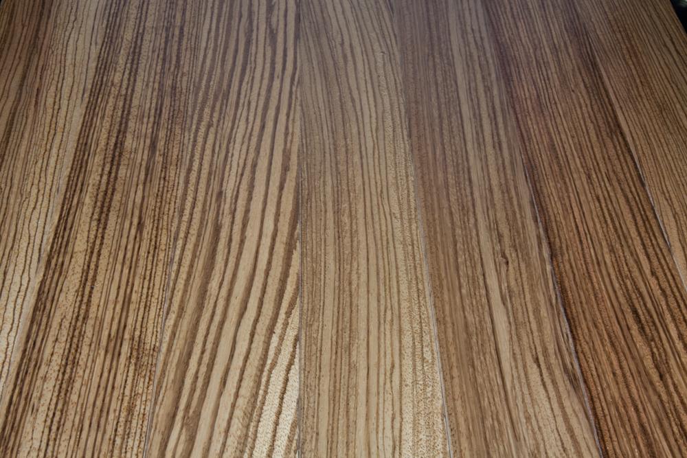 Zebrawood Exotic Hardwood Flooring Lumber