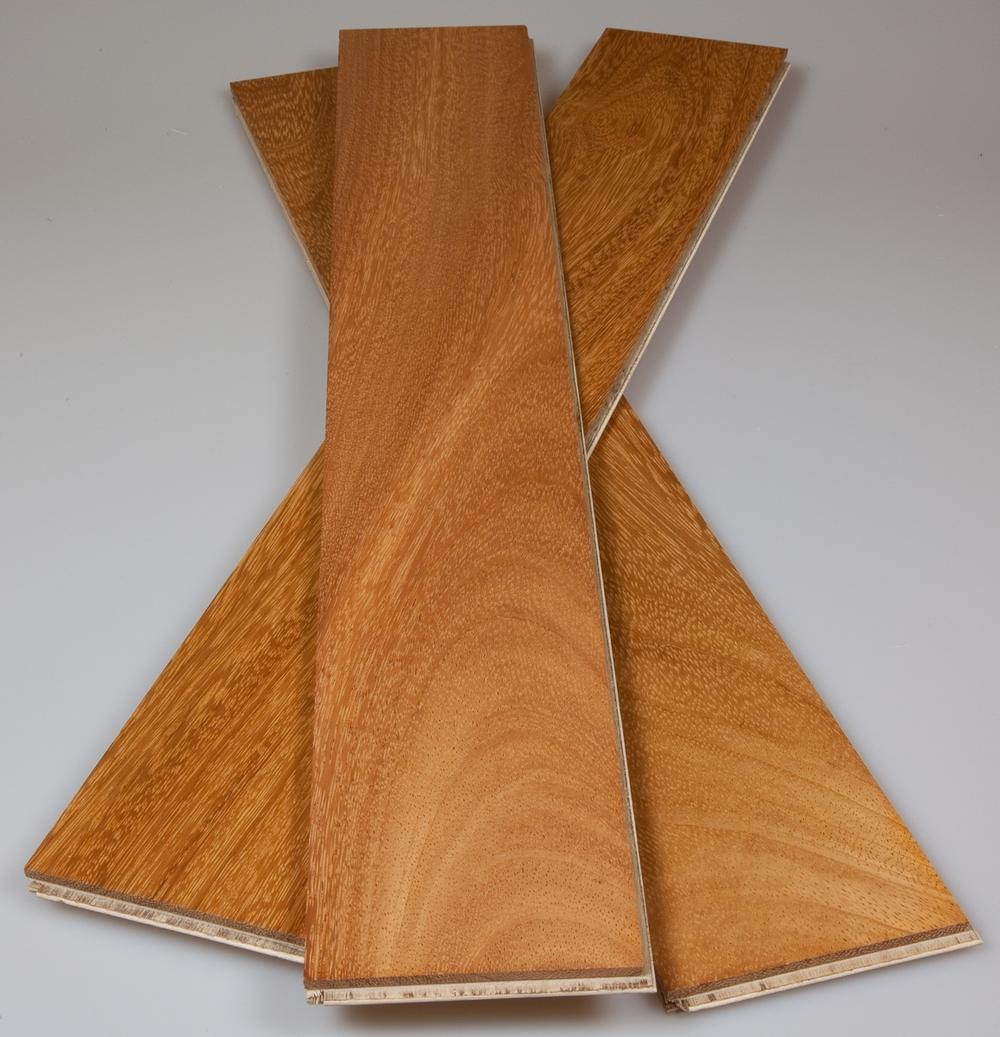 Doussie Hardwood Flooring