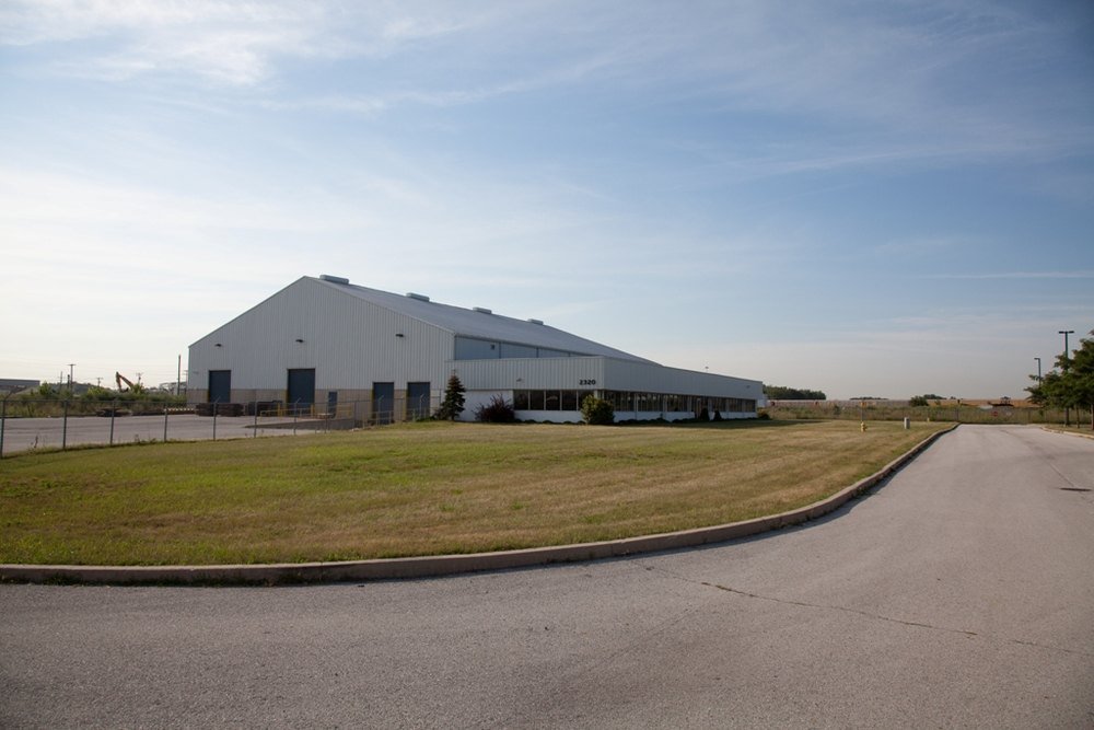 Brenco Exotic Woods Warehouse, 23,000 Square Feet