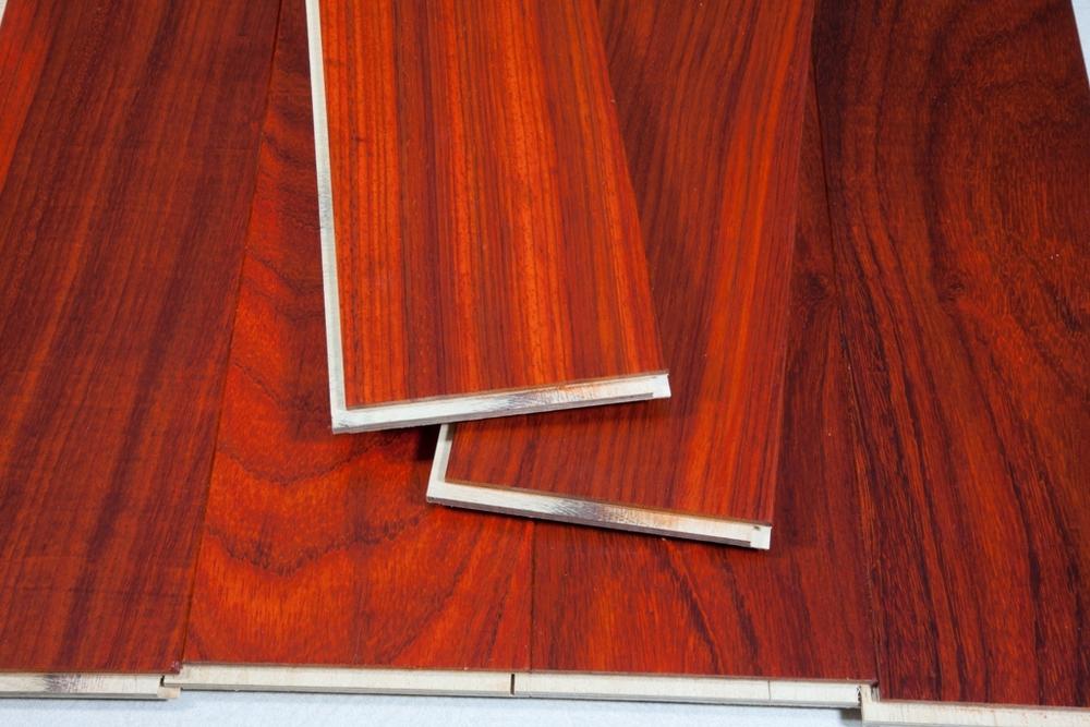 Padauk Exotic Hardwood Flooring