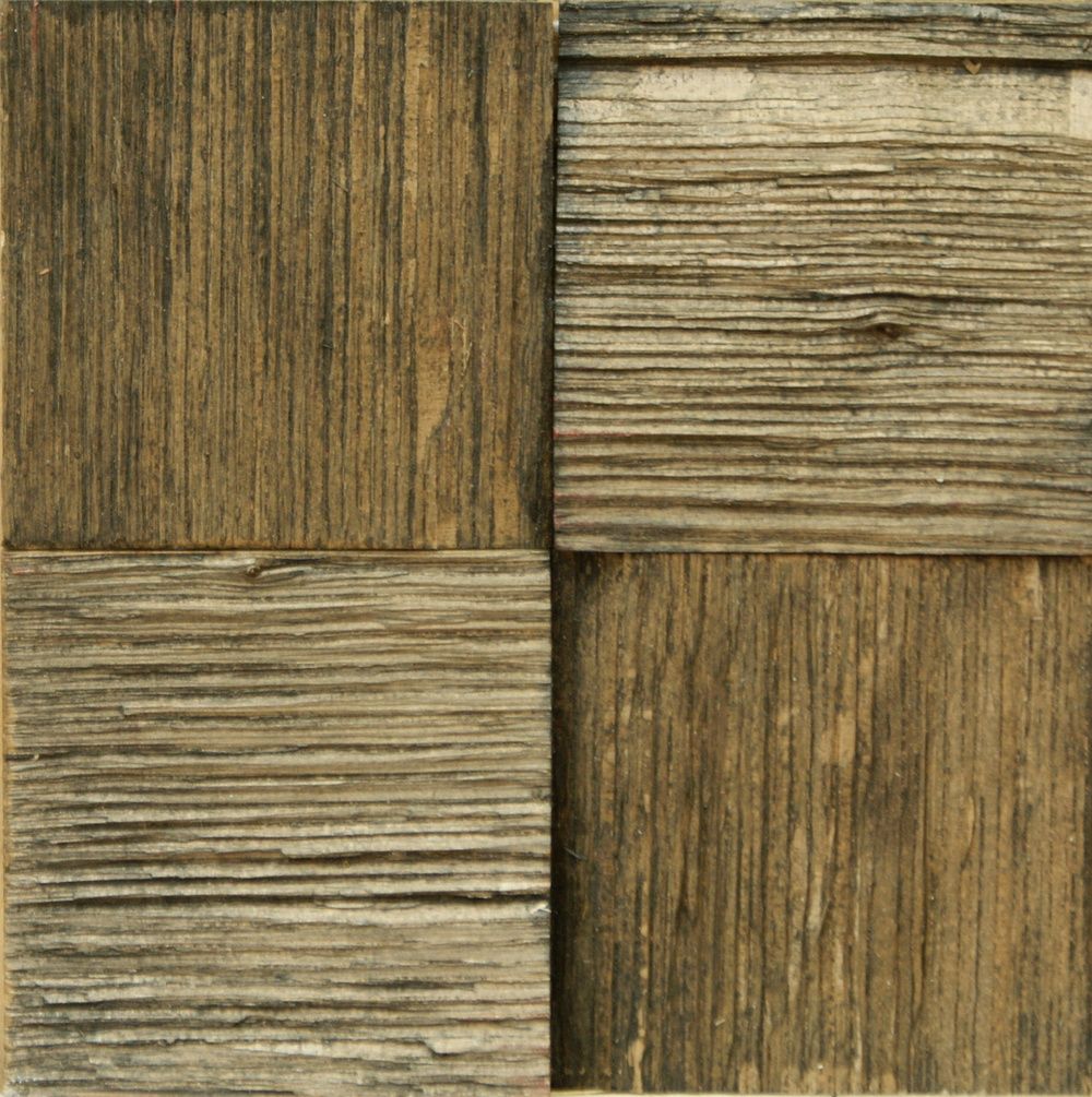 Oak Massive Tiles Black Oil