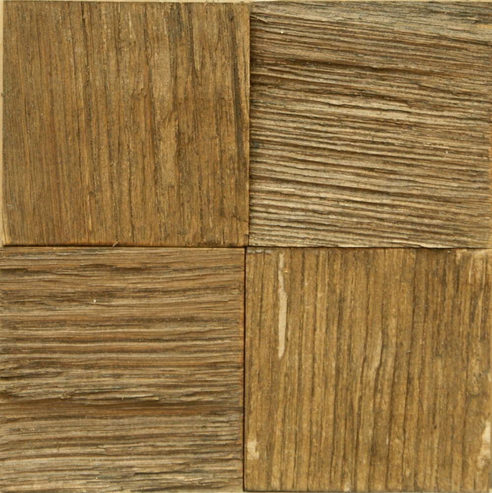 Oak Massive Tiles Antic Oil