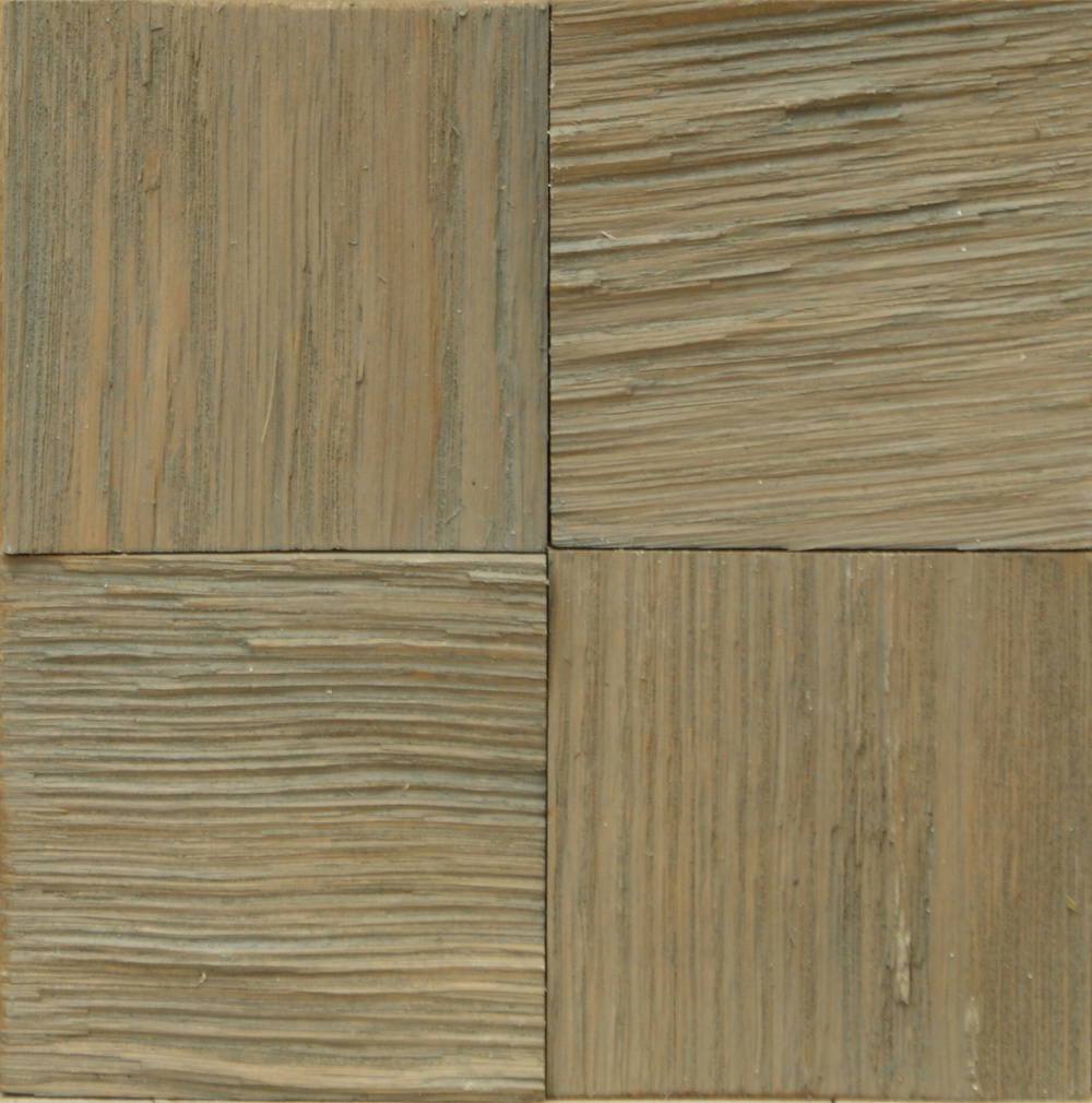 Oak Massive Tiles Gray Oil