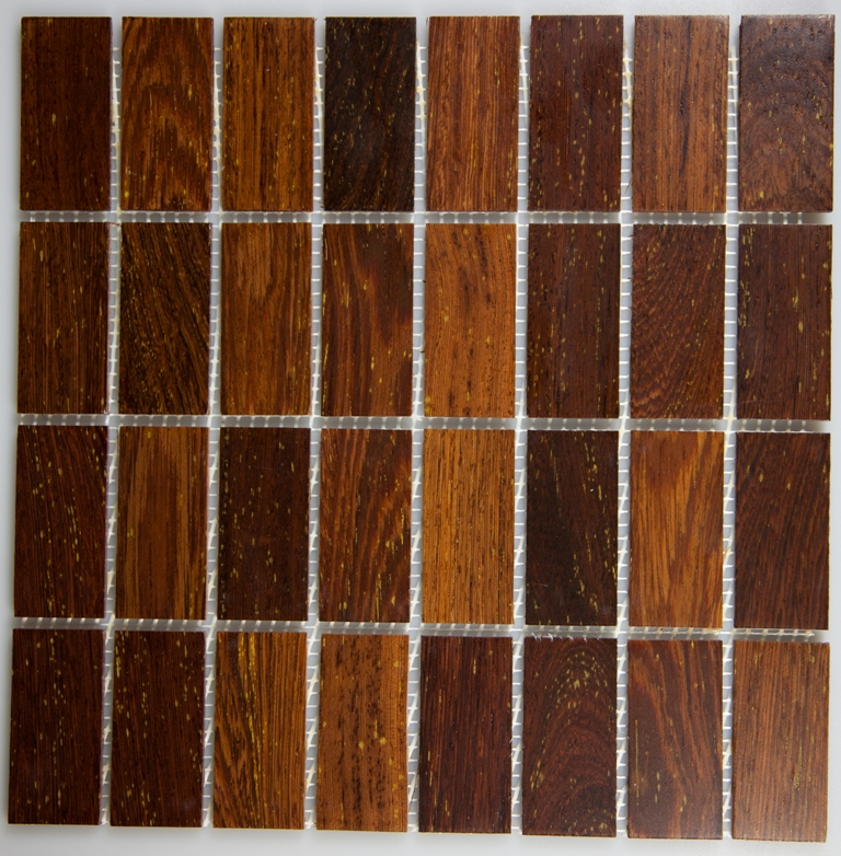 Panga Panga 33.5mm x 77mm Wood Tile