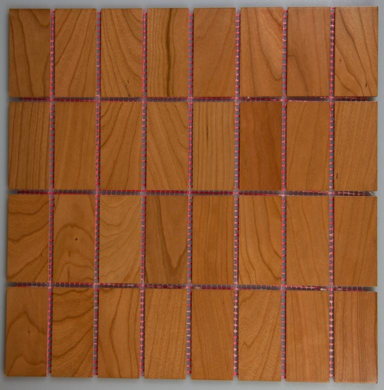 Cherry Wood Tiles