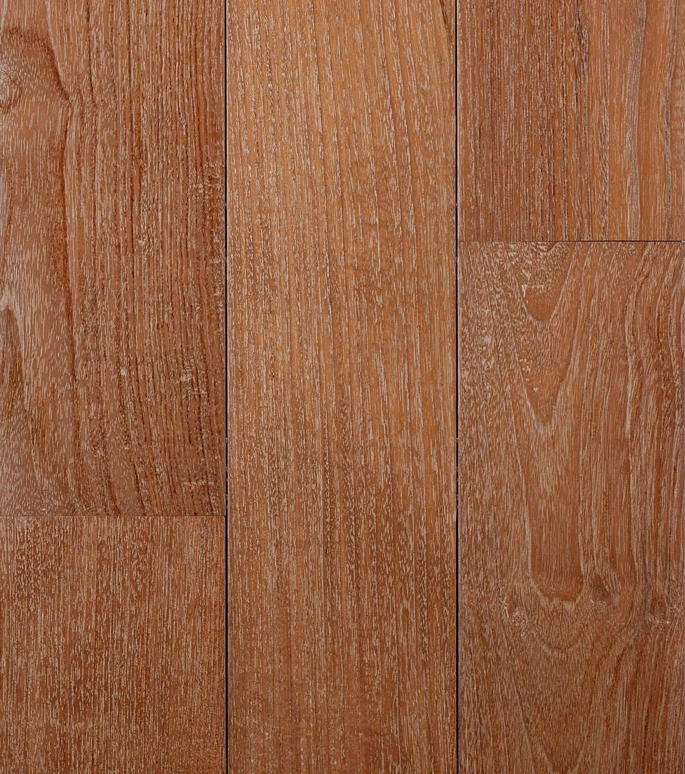 Plantation Teak Exotic Hardwood Flooring Lumber