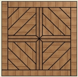 Brentwood Parquet Panel