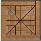Celtic Parquet Panel