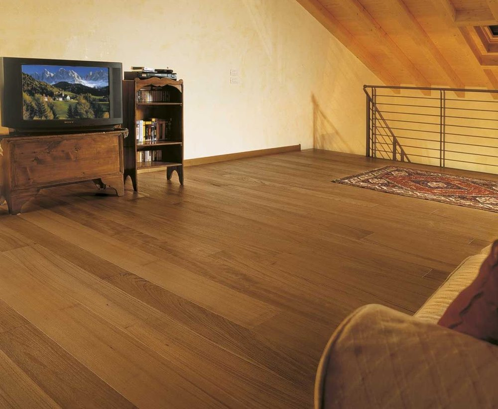 teak floor luxury sq p flooring x case in plank planks trafficmaster allure ft vinyl