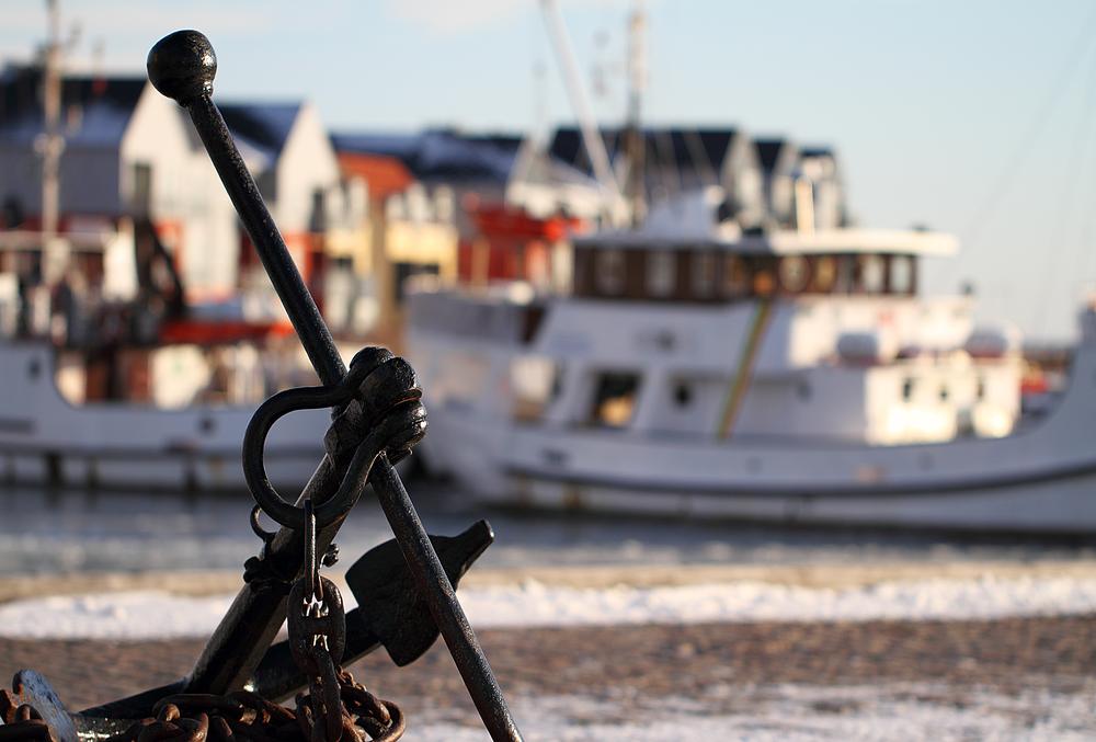 Frozen harbor Comments