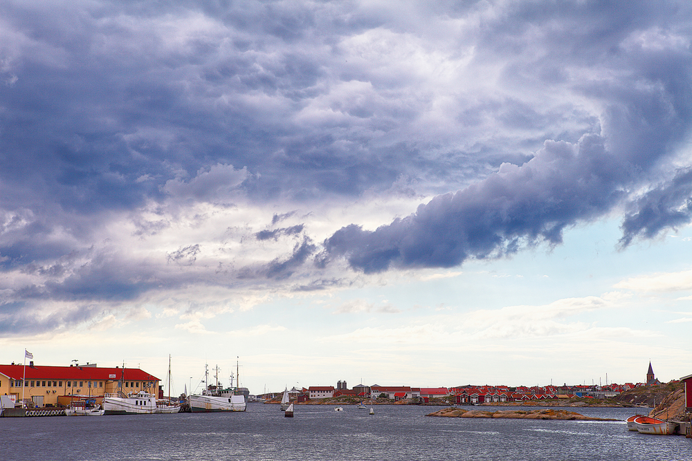 Lysekil harbor Comments
