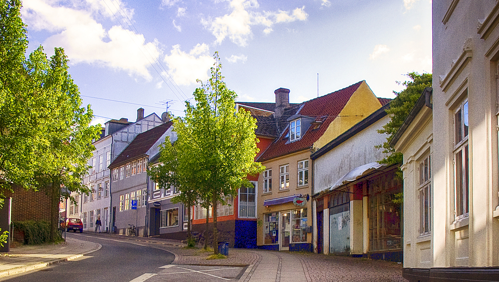 Up the street Read about Svendborg Comments