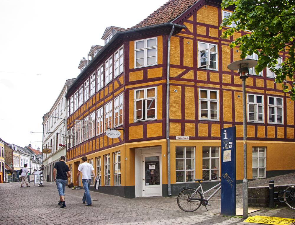 Still standing Møllergade Svendborg Read about Svendborg Comments