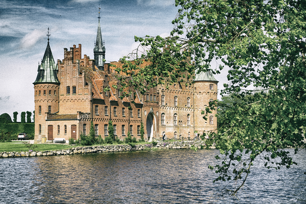 Once upon a time Read about Egeskov Castle Comments
