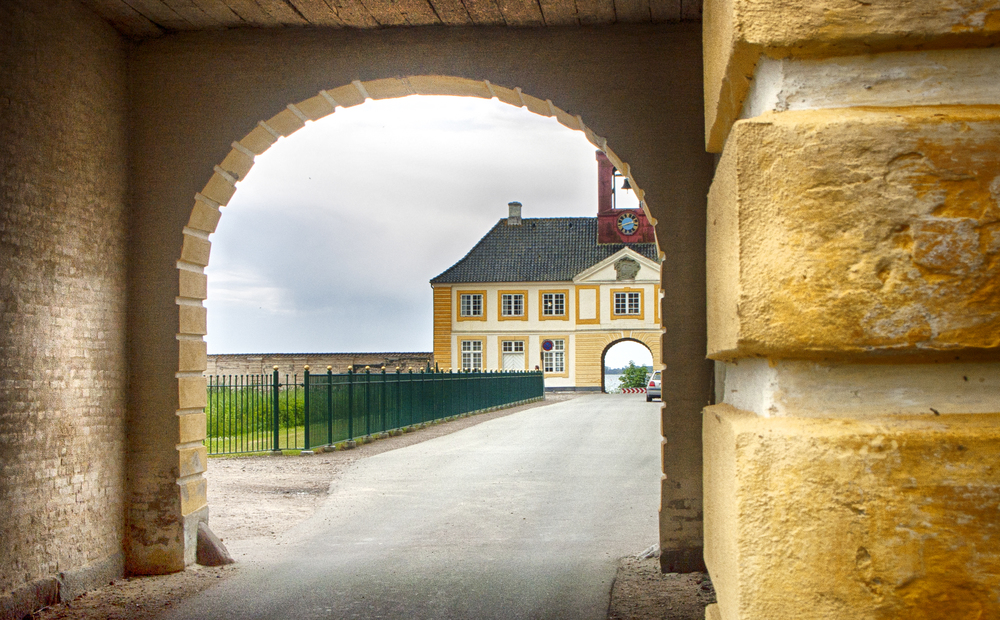 Through the gate of what was once Read about Valdemar's Castle Comments