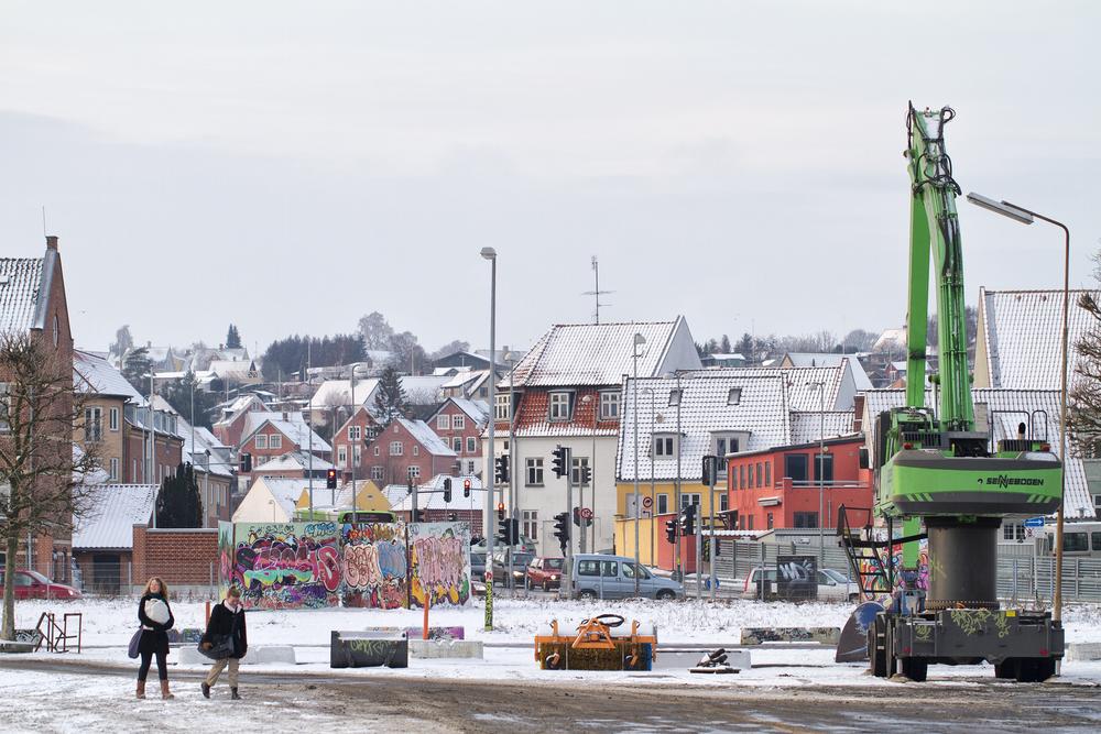 Winter city Comments