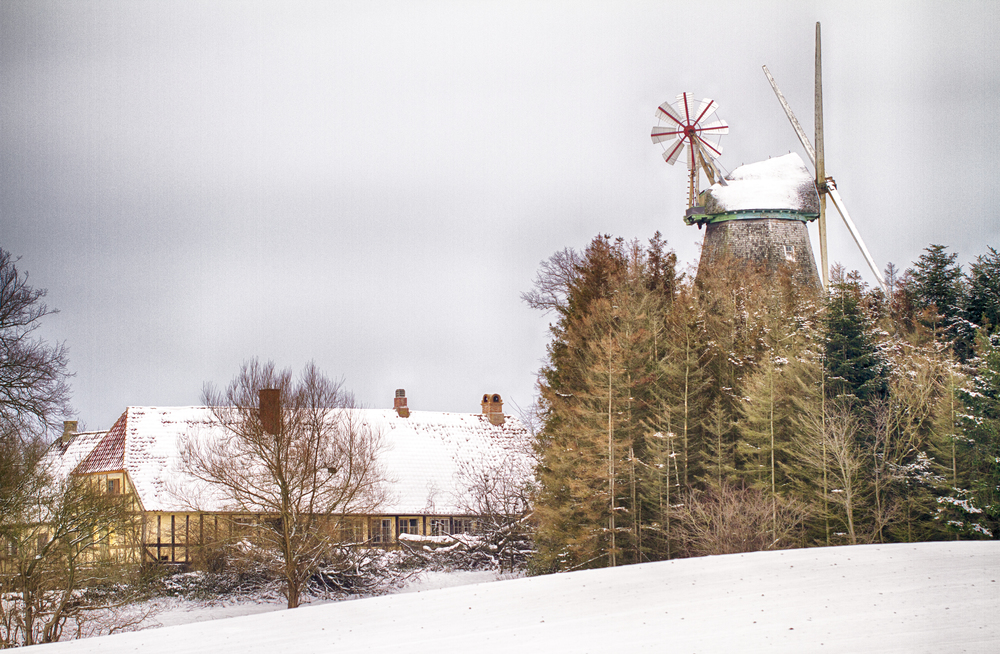 The mill takes a winter break Comments