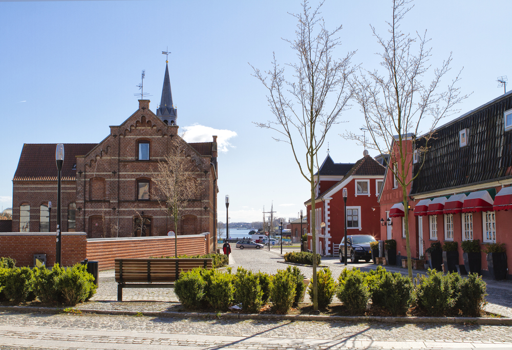With view to the harbor Read about Svendborg Comments