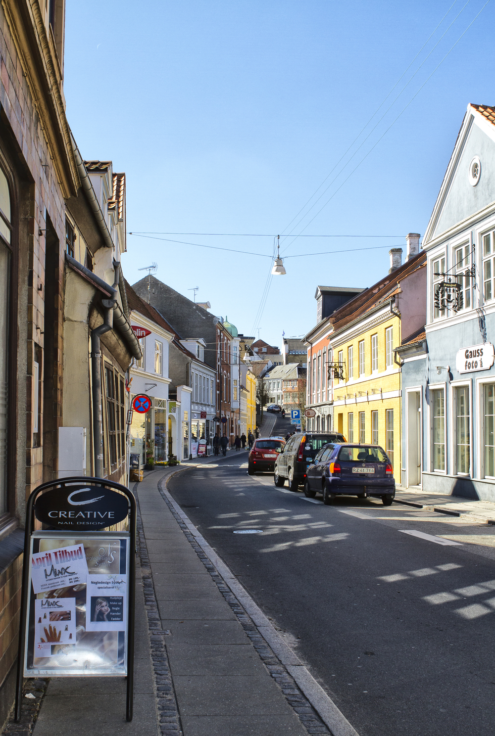 From here to the end of town Read about Svendborg Comments
