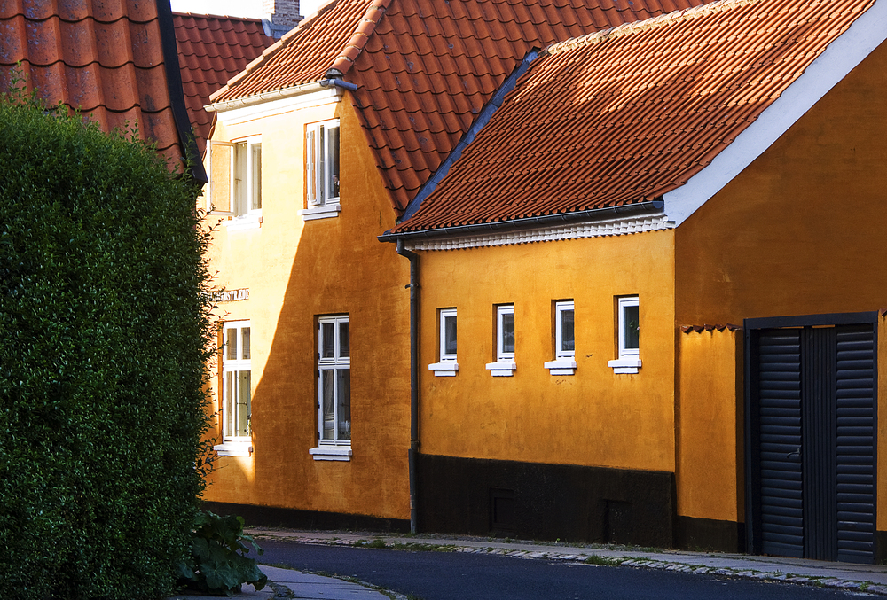 Yellow house Read about Svendborg Comments