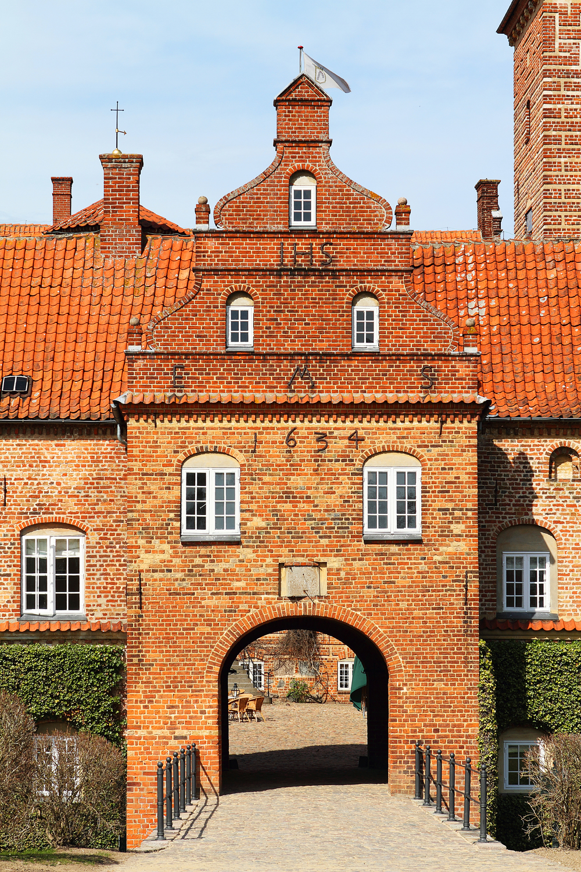 The bridge is down Read about Holckenhavn Castle Comments