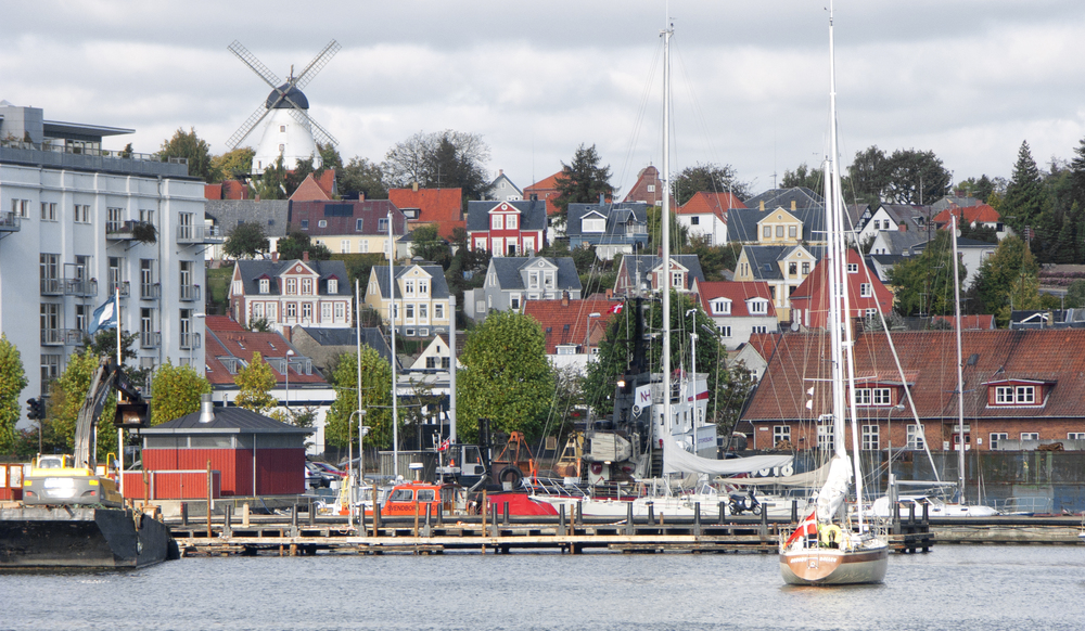 Inner harbor Read about Svendborg Comments
