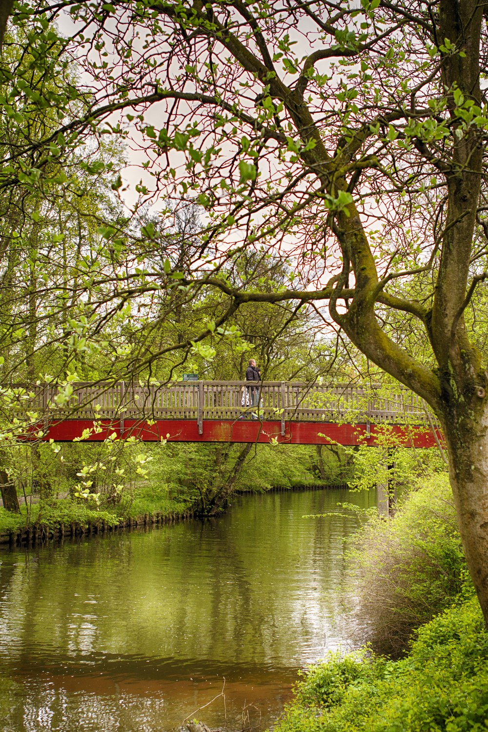 Red bridge Odense Comments